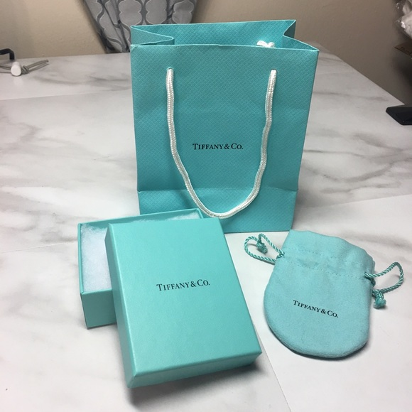 f25dc4d274d7 Authentic Tiffany   Co. gift bag